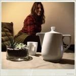 12.2.2014: Olympiade und Tee
